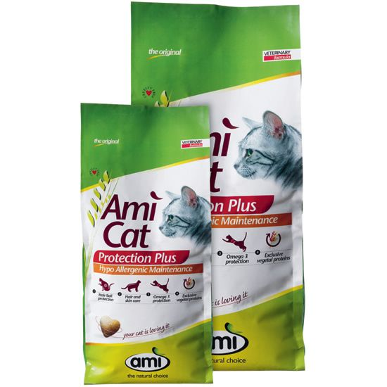AmiCat (Amipat) veganes Katzentrockenfutter