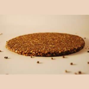 Bio - Kräuterpizzaboden ohne Salz