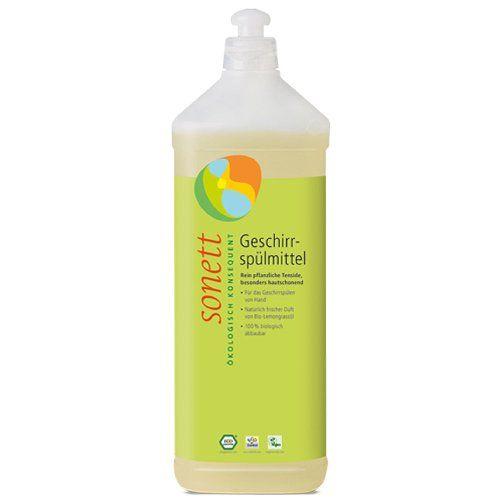 Handspülmittel, biol. abbaubar, pflanzlich, 1000ml