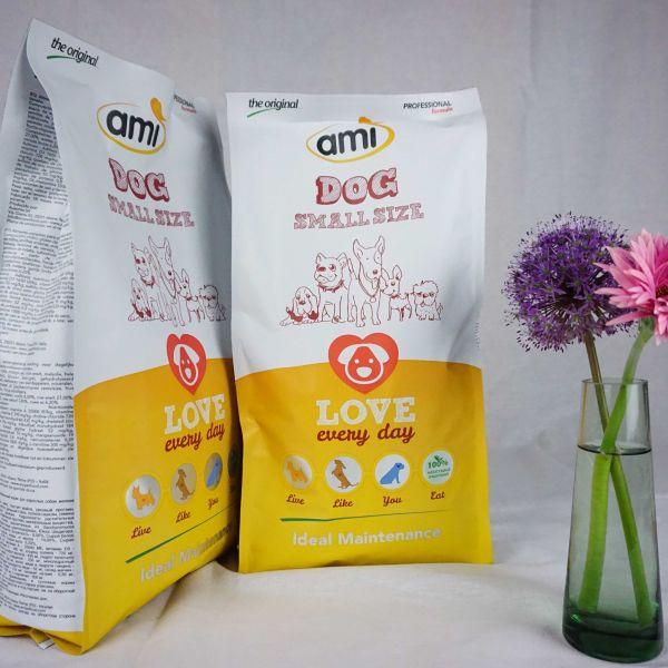 AmiDog mini - Veganes Trockenfutter für Welpen 4kg