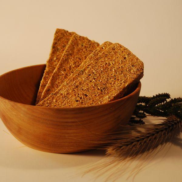 Bio - Braunhirseknäcke, 150g