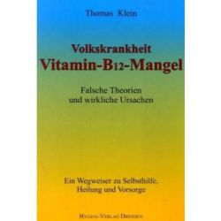 Volkskrankheit Vitamin - B12 - Mangel