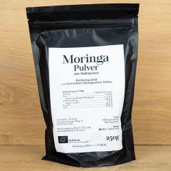 Bio - Moringa Blattpulver, 250g