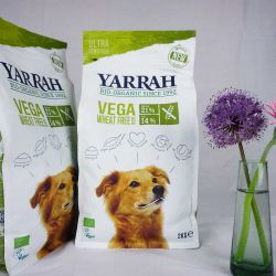Bio-Vega weizenfreies (wheatfree) Trockenfutter von Yarra