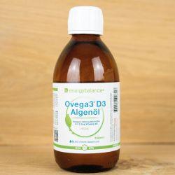 vegane Omega - 3- DHA Fettsäure aus Algenöl, 52g