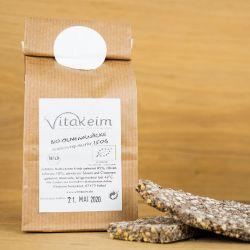 Bio - Olivenknäcke 150g, Rohkostqualität