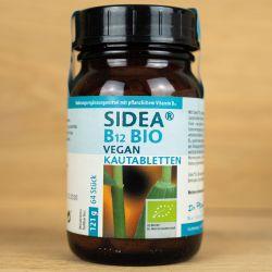 Bio - vegane Kautabletten mit natürlichem B12