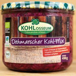 Bio - Kohl-Mix fermentiert, roh