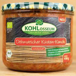 Bio - Küsten-Kimchi, fermentiert, roh, 410g