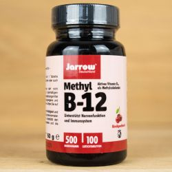 Methyl-Cobalamin- aktives B12- 60g